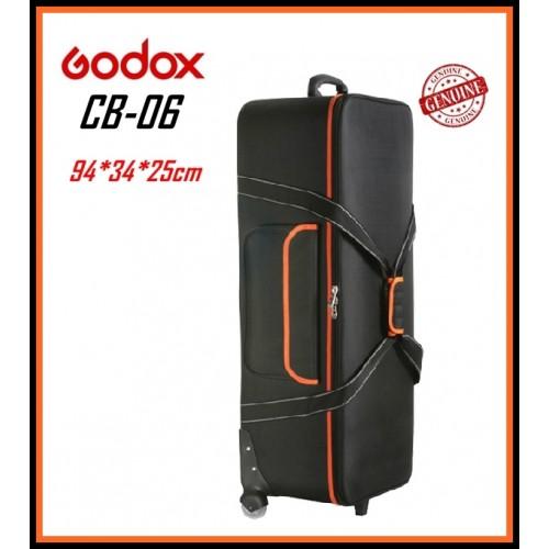 Studio Lighting Carry Case: Godox CB-06 Studio Lighting Carry Bag Trolley Studio Light