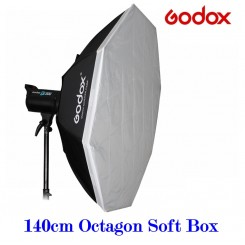 GODOX 140 cm Octagonal Softbox for Studio Light - Bowens Mount