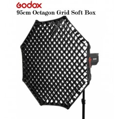 GODOX 95 cm Octagonal Softbox & Honeycomb Grid - Bowens Mount