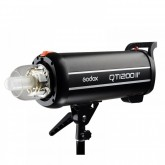 Godox QT1200IIM 1200WS GN102 1/8000s HSS Studio Flash Strobe Light