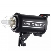 Godox QT-600II QT-600IIM 600W 2.4G High Speed 1/8000s 110V Studio Strobe Flash Light