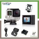 GoPro Hero 4 Silver ( FREE underwater housing ) ( 3-Months Warranty )Refurbished set