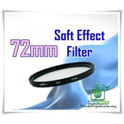 72MM ORIGINAL GREEN.L SOFT FOCUS EFFECT FILTER