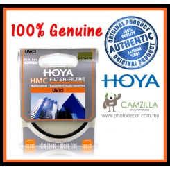 Hoya 52mm HMC Multicoated UV(c) Filter - 100% Genuine