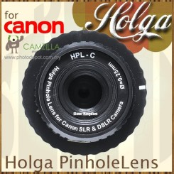 Holga Lomo Lens for All Canon DSLR Cameras - HL-C
