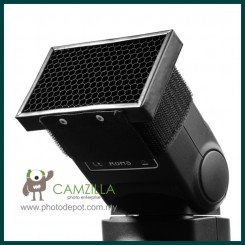 "Camzilla FW02 Universal Honeycomb 1/4"" Speed Grid Flash Difusser"