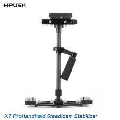 Hpusn x7 Carbon Fiber Steadicam Stabilizer Single arm Steadicam Flycam