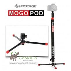 iFootage Mogopod - Fast, Compact, Lightweight Monopod