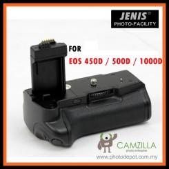ORIGINAL JENIS BATTERY GRIP BG-E5 FOR CANON 450D / 500D / 1000D