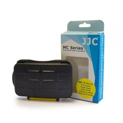 JJC MC-3 Waterproof Memory Card Case MC-3 (4x CF / 4x XD / 4x SD / 4x MS PRO Duo)