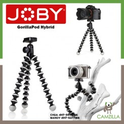 GorillaPod Hybrid For Most Still and Video Cameras and other devices weighing up to 1 kg (2.2 lbs)