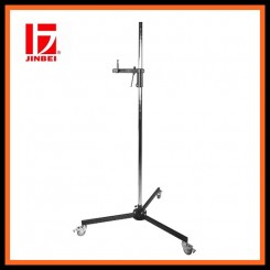 Jinbei JB16-2003 Handle Light Stand With Adjustable Gun-Grip Handle (WITH WHEEL)