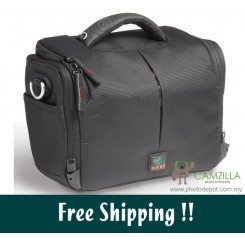 Kata KT-DC-439 Digital Bag for Compact DSLR with Standard Zoom Lens and ACC - Free Shipping