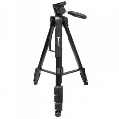 Jmary KP-2264 DSLR Camera Video Photo Tripod (Can Be Monopod) - Red