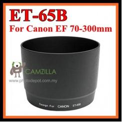 ET-65B ET65B Lens Hood for canon EF 70-300mm IS DO USM