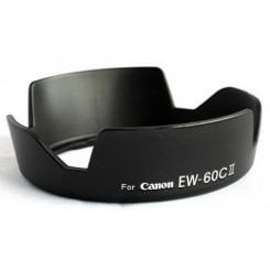 3rd Party EW-60CII for Canon EF-S 18-55mm IS