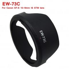 EW-73C Lens Hood for Canon EF 10-18mm F/4.5-5.6 IS STM LENS