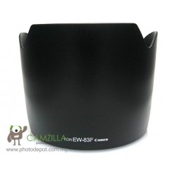 3rd Party Canon EW-83F Lens Hood for 24-70mm f/2.8L Lens