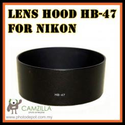 Lens Hood HB-47 for Nikon 50mm F1.8G & 50mm F1.4G