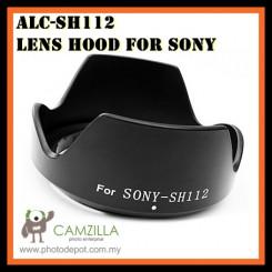 ALC-SH112 Lens Hood for SONY E 3.5-5.6/18-55 2.8/16 NEX-3 NEX-5