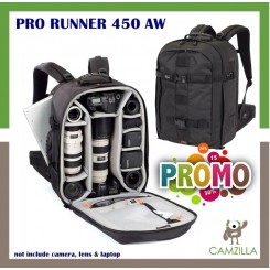 Lowepro Pro Runner 450 AW Camera Backpack(Import Set)