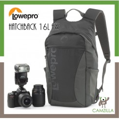 (Original) Lowepro Photo Hatchback 16L AW Backpack (Slate Grey)