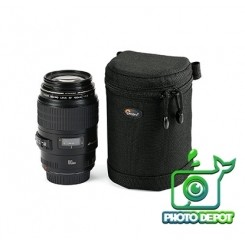 Lowepro Lens Case 1 for Compact Normal, Wide-Angle or Short Zoom Lens (Black)