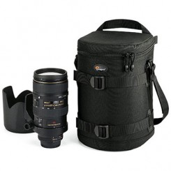 Lowepro Lens Case 5S - for 80-200 mm f/2.8 or 100-400mm Lens (Black)