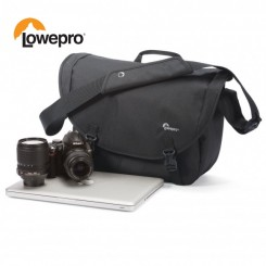 Lowepro Passport Messenger DSLR Camera Bag - Black (Original)