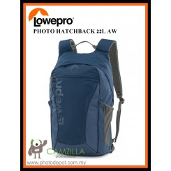 Lowepro Backpack Photo Hatchback 22L AW - Galaxy Blue