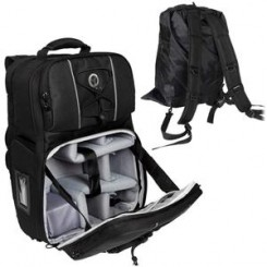 M-Rock 6070 Zion Double Access Sling-Backpack (Black)