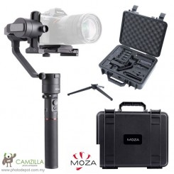 MOZA AirCross 3 Axis Handheld Gimbal for Mirrorless Load