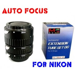 Meike AF Macro Extension Tubes for Nikon