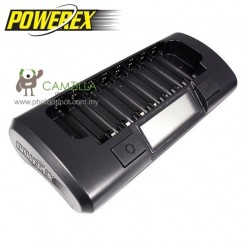Maha PowerEx MH-C800S (8 batteries LCD Charger)