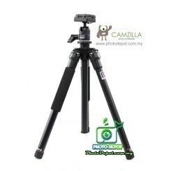 Manbily MBL306 Professional Tripod with Ball head Kit