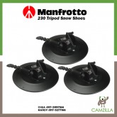 Manfrotto 230 Tripod Snow Shoes