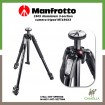 Manfrotto 190X Aluminium 3-section camera tripod MT190X3