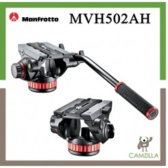 Manfrotto MVH502AH 502 Pro Video Fluid Head with Quick Release Plate