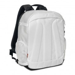 Manfrotto MB SB390-5SW Veloce V Backpack- White - Free Shipping