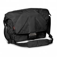 Manfrotto MB SM390-5BB Unica V Messenger- Black - Free Shipping