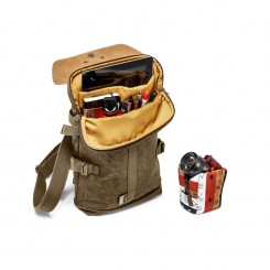 National Geographic A4569 Rucksack and Sling Bag for Compact System Cameras