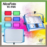 NiceFoto 160W RGB LED Panel light TC-768