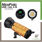 NiceFoto 200W Bi-color video light LED-1500A II