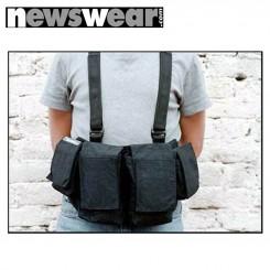 Newswear Mens Documentary Chestvest