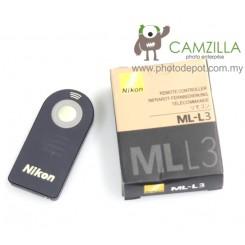 IR Remote for Nikon D Series Cameras