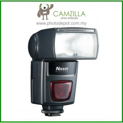 Nissin Di622 MK2 Digital Flash for Canon TTL + Diffuser