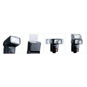 Nissin Di622 MK2 Digital Flash for Nikon iTTL +  Diffuser