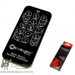 Octopus OC-IR Remote Control - Canon Nikon Pentax Sony Minolta