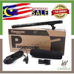 PANASONIC EM-2800A SUPER UNI DIRECTIONAL ELECTRET CONDENSER MICROPHONE