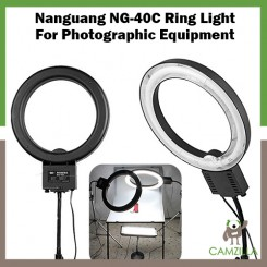 Nanguang NG-40C Ring Light For Photographic Equipment